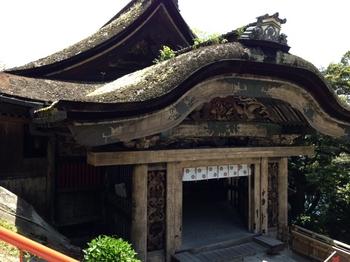 国宝唐門1.JPG