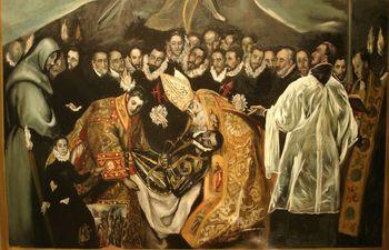 The Burial of Count Orgaz, by El Greco.jpg